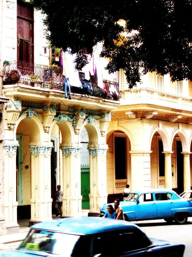 Travel writing: Havana, Cuba