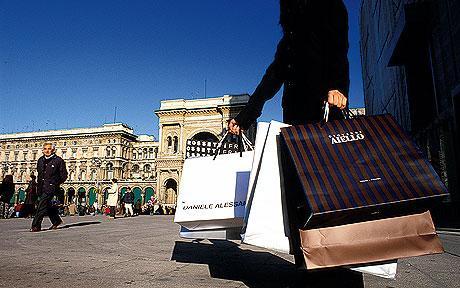 Travel writing: Milan, Italy