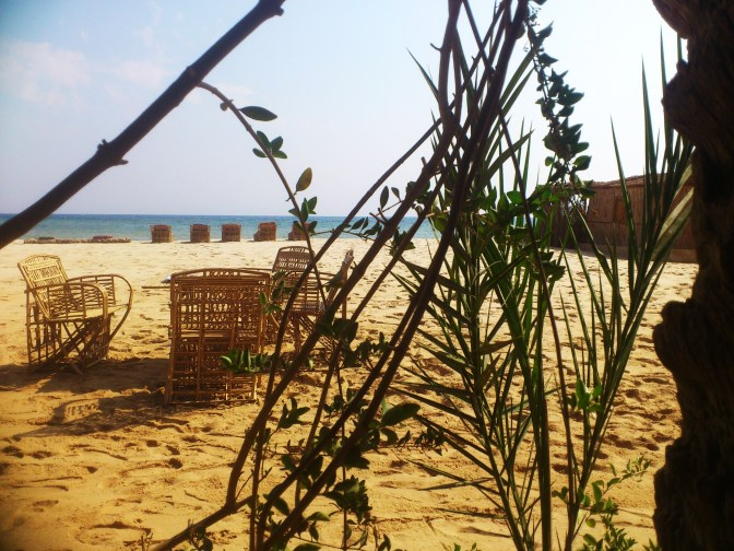 Travel writing: Dahab, East Sinai, Egypt