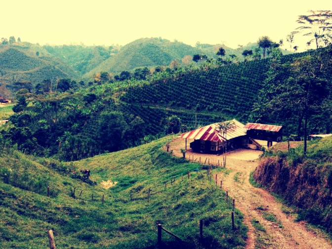 Travel writing: Salento, Colombia