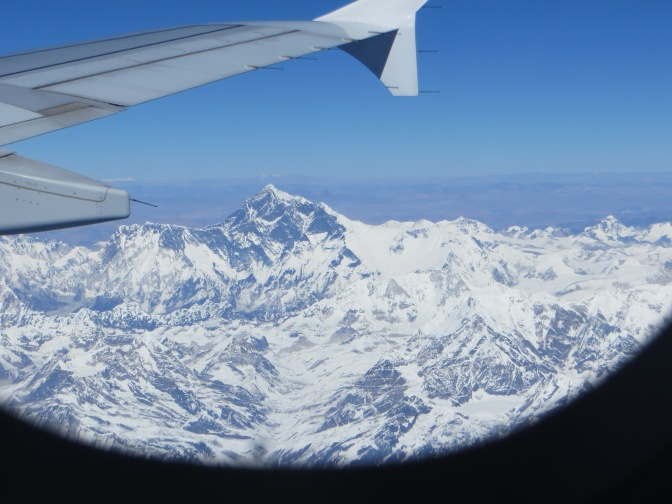 Travel writing: 'On the wings of a dragon' Kathmandu to Paro